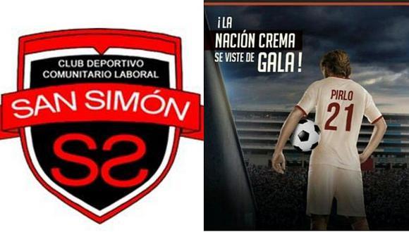 Universitario: San Simón se burla tras cancelarse amistoso con Pirlo