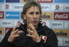 Ricardo Gareca y los convocados a la Selección Peruana para enfrentar a Paraguay y Brasil