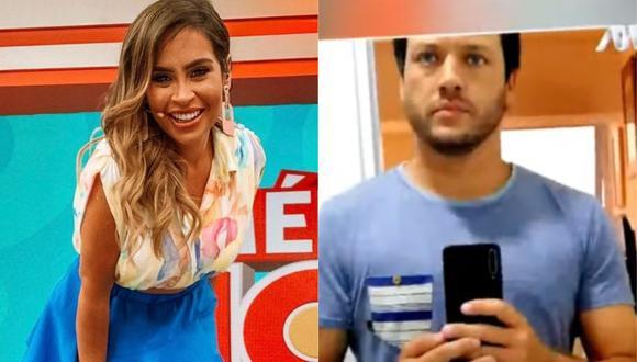 Ethel Pozo confirmó su relación con Julián Alexander. (Foto: @lapozo/Captura Magaly TV: La Firme)