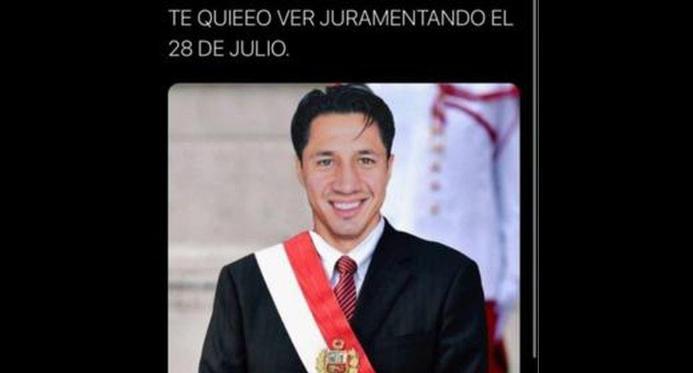 Lapadula, el protagonista de los memes del Perú vs. Ecuador. (Foto: Facebook)