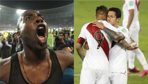 Luis Guadalupe conversó con El Bocón, asegura que no se equivocó con Lapadula y lo comparó con Paolo Guerrero por su forma de jugar dentro del campo