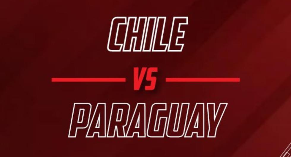 Live on TNT and Tigo Sports |  Chile vs.  Paraguay: Match broadcast live ONLINE |  via TNT Sports |  Chile Paraguay Program LIVE ONLINE by Chilevisión, Channel 13, TNT Sports, TyC Sports and Tigo Sports |  Chile Paraguay match live for Qatar 2022 Qualifiers |  Chile |  Cl |  Paraguay |  py |  NCZD |  INTERNATIONAL