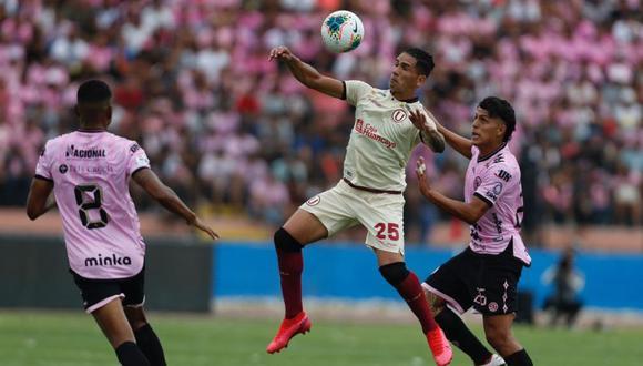 Universitario de Deportes: Dos Santos tiene la puntería puesta en Alianza Lima (Foto: Joel Alonzo / GEC)