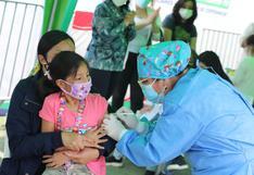 Cáncer de cuello uterino: EsSalud desarrolla vacunación a niñas contra el virus del papiloma humano