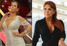 Magaly Medina cuestiona a Tilsa Lozano por lucir anillo de compromiso en redes sociales | VIDEO