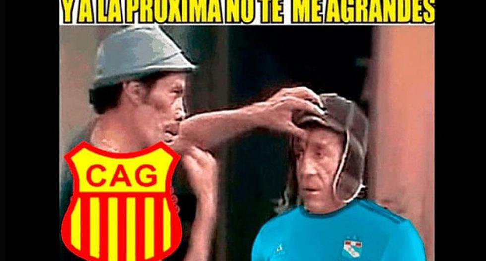 ¡A reír! Sporting Cristal es víctima de memes en redes sociales tras eliminación ante Atlético Grau   FOTOS
