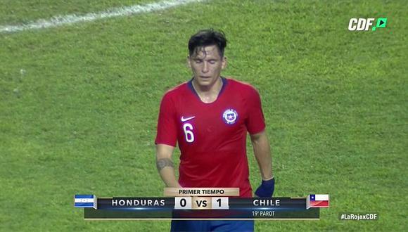 Chile vs. Honduras EN VIVO: Alfonso Parot y el golazo para la 'Roja' en solo 19 minutos | VIDEO