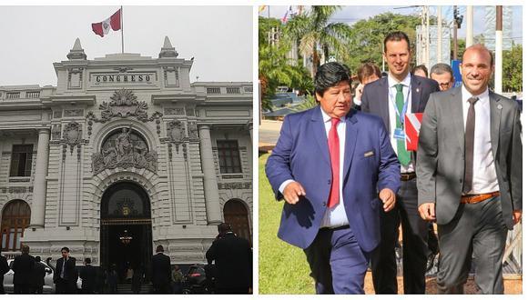 Congreso de la República teme que no se discuta 'Ley Oviedo'