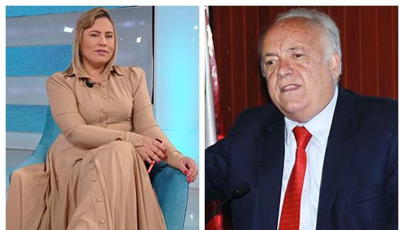 """La periodista Claudia Toro hizo esa revelación en el programa """"Políticas""""."""