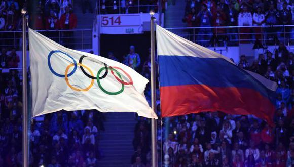 El deporte ruso fue sancionado con 4 años y quedó fuera de competencias internacionales. (Foto: AFP)