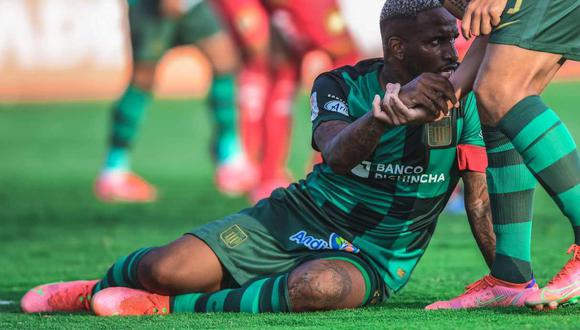 Jefferson Farfán se pronunció por la lesión de Miguel Cornejo. (Foto: Alianza Lima)