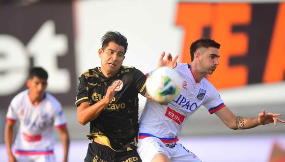 Universitario no pudo ante Carlos Mannucci e igualó 0-0, de esta manera quedaron sin chances de ganar la Fase 1. (Foto: Liga 1)