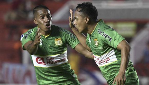 Sport Huancayo vs. Liverpool: chocan por la segunda fase de la Copa Sudamericana. (Foto: AFP)