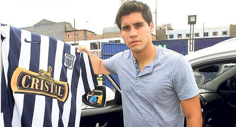 Alianza Lima: Diego Minaya está en los planes para la temporada 2016