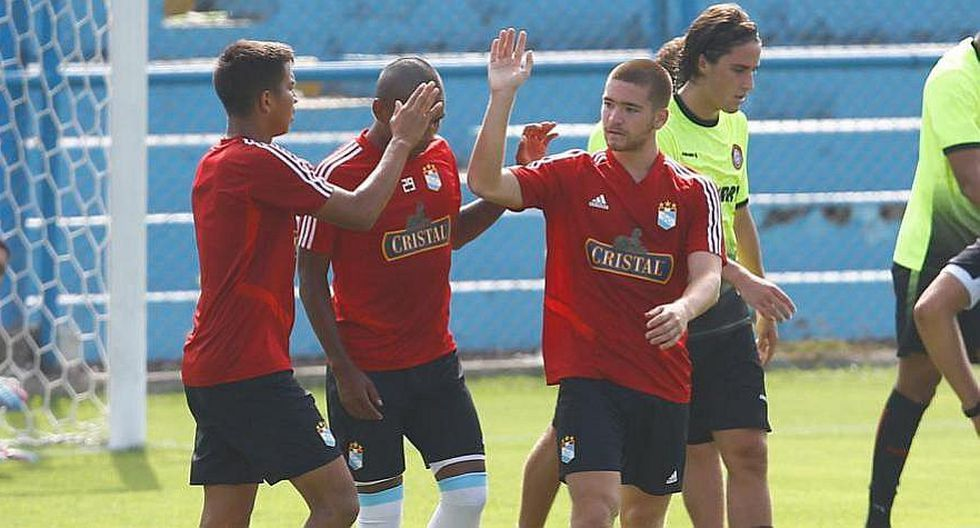 Sporting Cristal | Paulo Gallardo vuelve al fútbol tras un retiro de 3 meses | FOTO