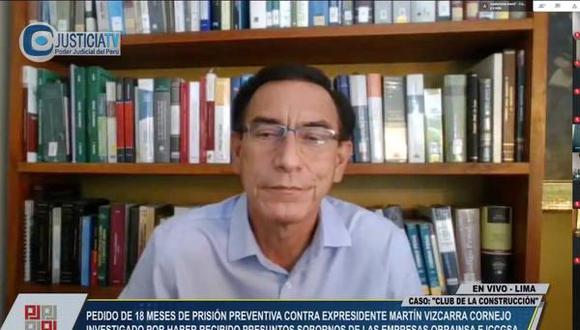 El expresidente se salvó de ir a la cárcel tras decisión de la jueza María de los Ángeles Álvarez.