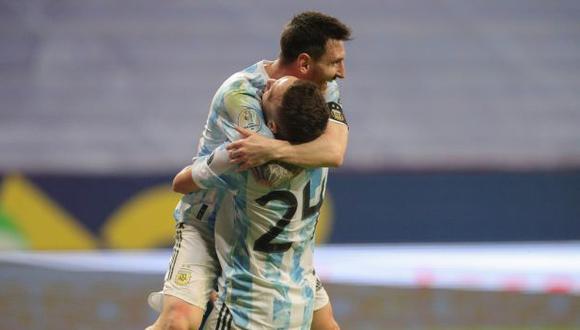 Lionel Messi sumó 147 partidos con la selección. (Foto: Argentina)