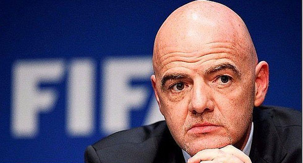 FIFA:Gianni Infantino es acusado de corrupción