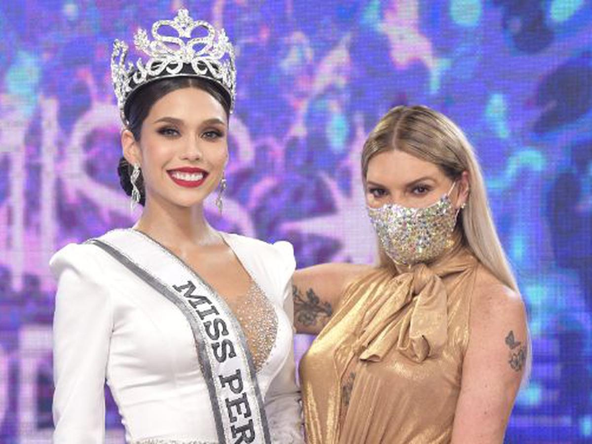 Miss Universo 2021: Miss Perú, Janick Maceta, hizo desfile en traje típico  Video nndc | BOCONVIP | EL BOCÓN