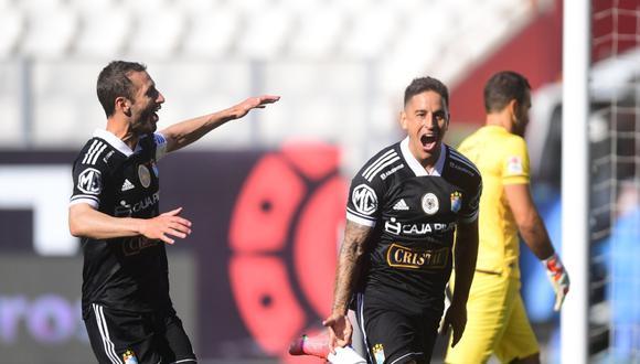 Universitario y Cristal fueron los finalistas de la Liga 1 2020. FOTO: Liga 1