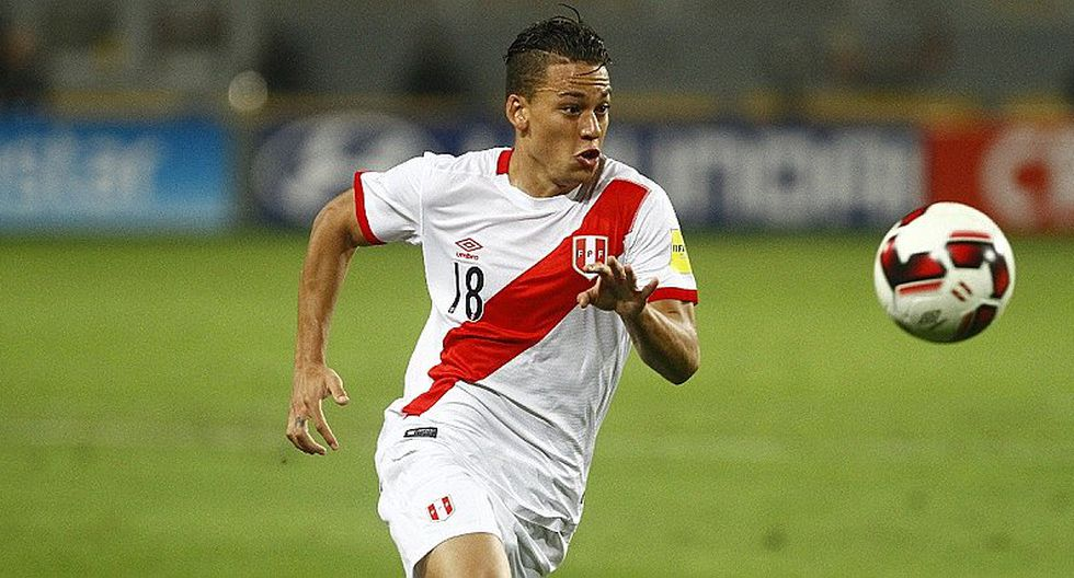 Cristian Benavente asegura que la selección peruana es su objetivo [VIDEOS]