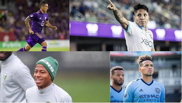 Cinco razones por la que los jugadores peruanos deciden jugar en la MLS