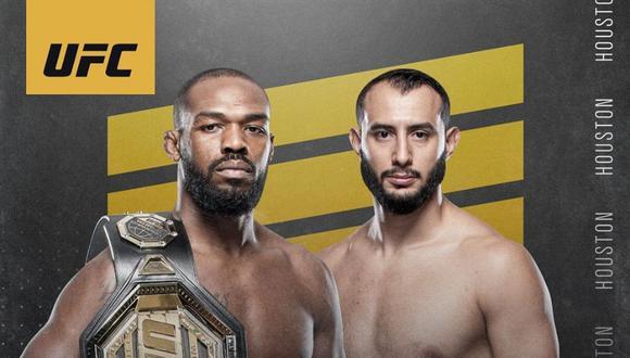 UFC 247, TV HD, FOX Action para VER Jones, Reyes, Valentina Shevchenko y Chookagian pelearán en breve [EN VIVO, En Directo y Online] desde Texas