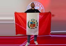 Bayern Múnich felicita al Perú por sus 200 años con imagen de Claudio Pizarro