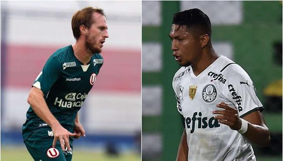 Universitario de Deportes vs. Palmeiras se miden en la primera jornada de la Copa Libertadores. (Foto: Universitario/AFP)