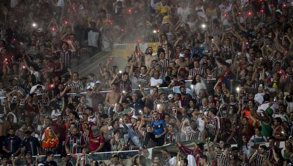 La alcaldía de Río de Janeiro suspendió este sábado el Campeonato Carioca de fútbol. (Foto: AFP)