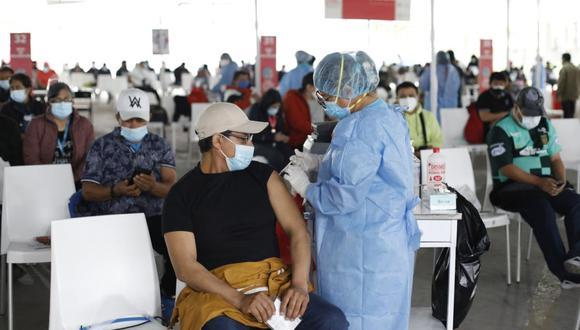 El Ministerio de Salud anunció que la quinta vacunatón se realizará el siguiente fin de semana. (GEC)