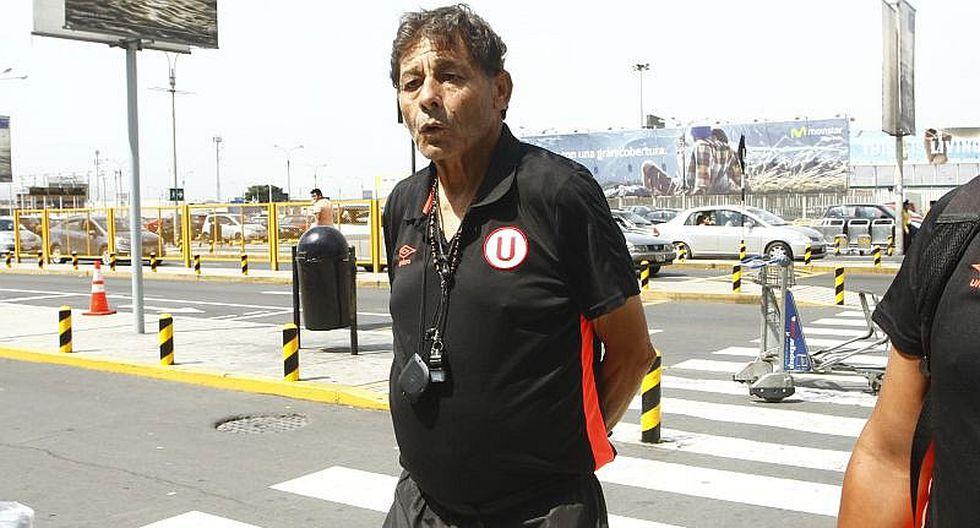 Universitario de Deportes: Chale será operado y tendría un mes de para