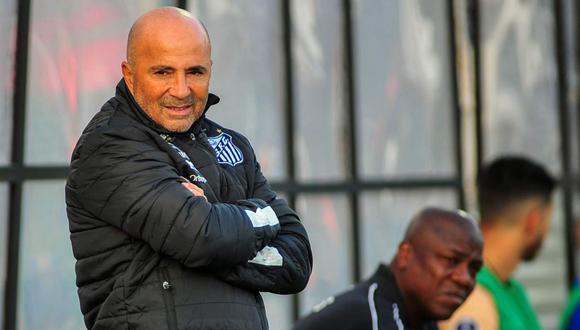 Cruz Azul desmiente contactos con Jorge Sampaoli. (Foto: AFP)