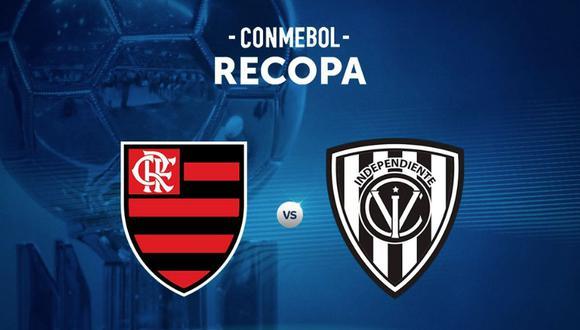La Recopa Sudamericana 2020 se jugará en febrero. (Foto: @RecopaConmebol)