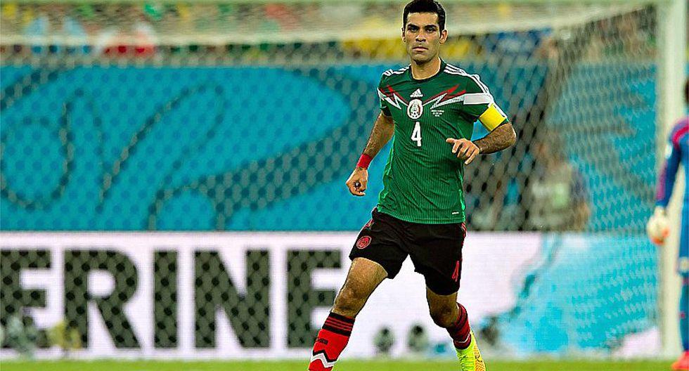 Rafael Márquez ya tiene decidido qué hacer después del mundial