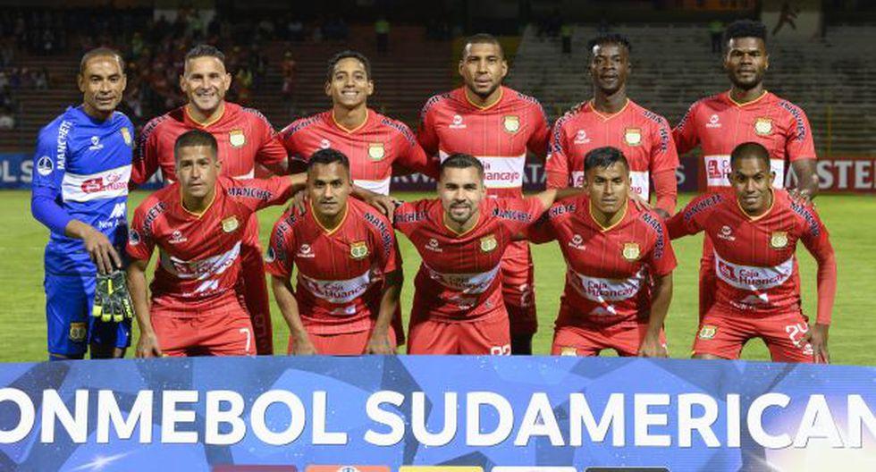 Sport Huancayo - 5.33 mill. € (Foto: AFP)