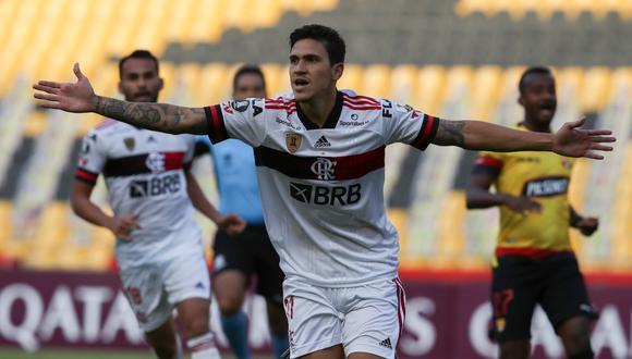 Flamengo suma 9 puntos, es líder del Grupo A de la Copa Libertadores 2020 junto a Independiente del Valle y ha eliminado a Barcelona SC del torneo.