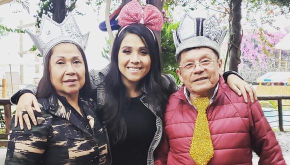 """Tula Rodriguez aparecerá este lunes en """"En Boca de Todos"""" en programa que se grabó antes del fallecimiento de su madre. (Foto: @tulaperu)"""