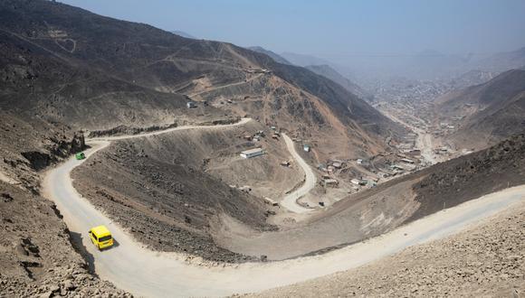 Municipalidad de Lima firma contrato para construcción del Pasamayito, vía que conecta Comas y San Juan de Lurigancho. (Foto: MML)