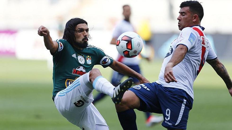 Las mejores imágenes del Deportivo Municipal-Sporting Cristal