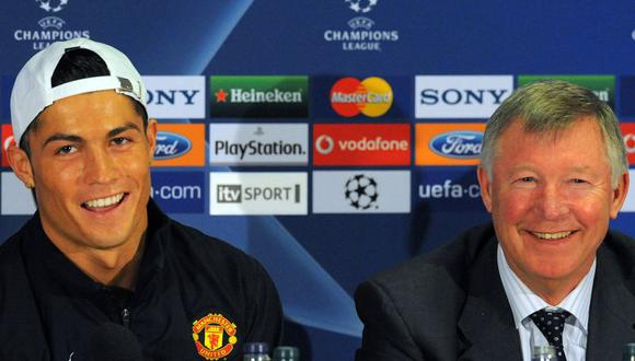 Alex Ferguson: Cristiano podría jugar en cualquier equipo, Messi no sé
