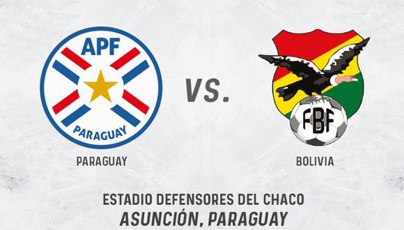Paraguay vs. Bolivia en vivo por la fecha 4 de las Eliminatorias, desde el Defensores del Chaco. FOTO: Selección de Paraguay