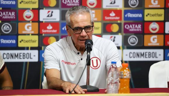 Universitario de Deportes   Gregorio Pérez revela la clave para alcanzar segunda fase de Copa Libertadores
