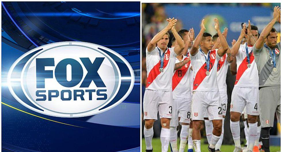 Ricardo Gareca y dos jugadores de Perú en el once ideal de la Copa América 2019, según Fox Sports Brasil | FOTO