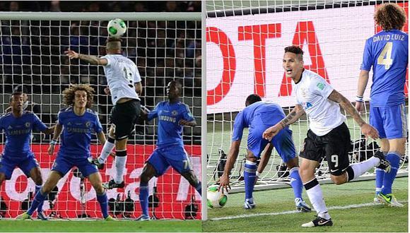 Corinthians recuerda a Guerrero y el gol que le dio el Mundial de Clubes