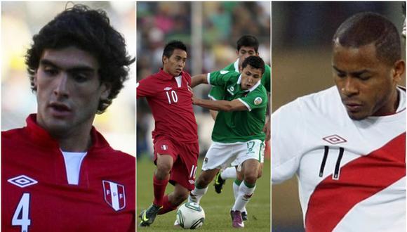 Aquella vez Perú formó con varios jugadores con alto rendimiento en la altura.