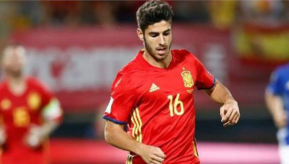 Real Madrid: Marco Asensio anota Hat-Trick en la Euro Sub 21 [VIDEO]