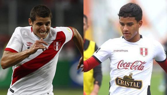 Corzo y Lora son opciones para ocupar el puesto de Advíncula en la selección peruana.