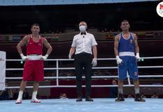 Leodan Pezo perdió en la ronda 32 en la disciplina de box en los Juegos Olímpicos