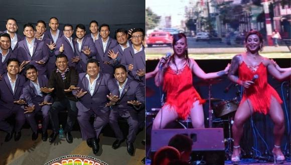 Armonía 10, Son Tentación, You Salsa y más se reúnen en el Festival Reactívate 3. (Foto: Instagram)